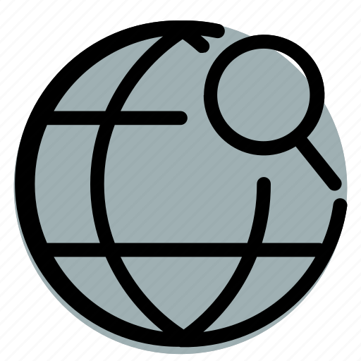 earth, gps, location, map, postioning, search, world icon
