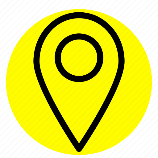 direction, gps, location, map, navigation, pin, postioning icon