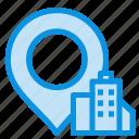 building, hotel, location