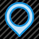 location, map, mark, marker