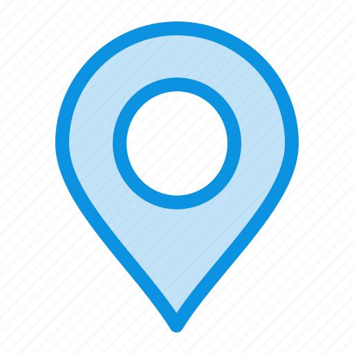 location, marker, pin icon