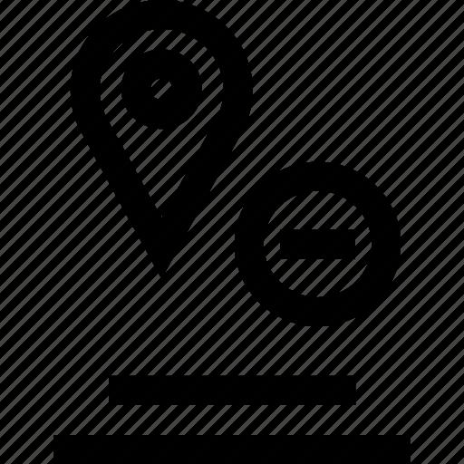 Line, negative, neutral icon - Download on Iconfinder