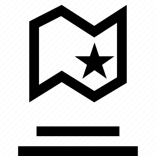 Find, map, star icon - Download on Iconfinder on Iconfinder
