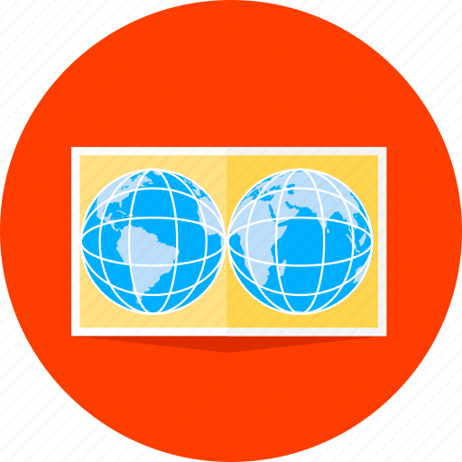 earth, global, globe, location, map, navigation, world icon