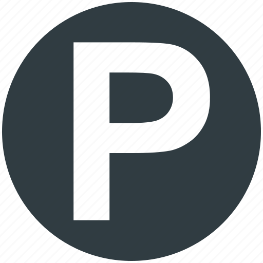 Parking, parking area, parking sign, road sign, traffic sign icon - Download on Iconfinder
