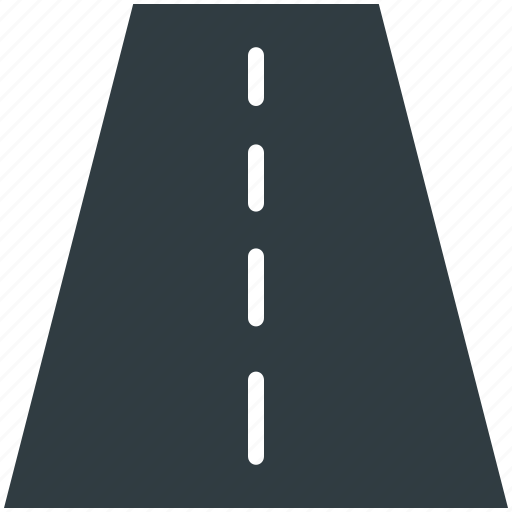 Highway, path, road, route, thoroughfare icon - Download on Iconfinder