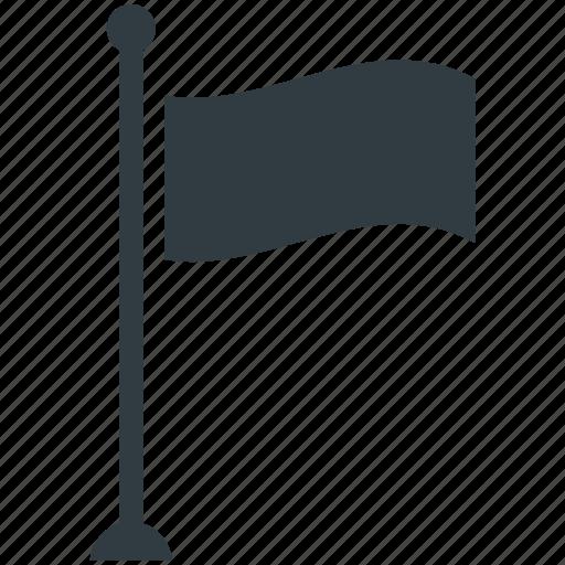 Destination flag, ensign, flag, location flag, sports flag icon - Download on Iconfinder