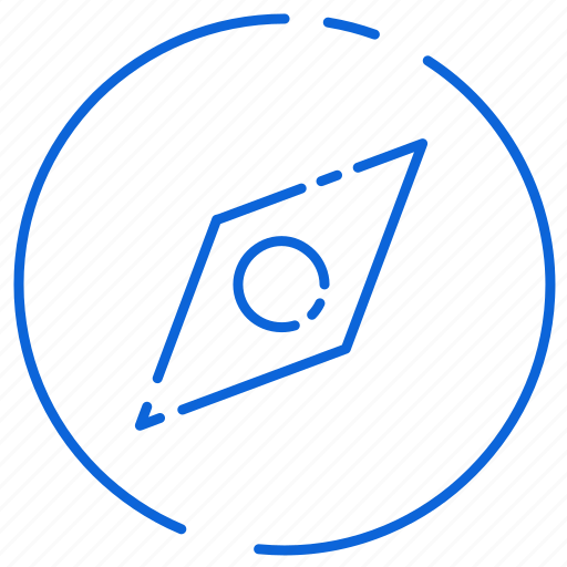 compass, destination, direction, location, navigation icon