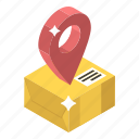 delivery address, delivery location, delivery status, parcel tracking, shipping address, track order