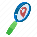 address finding, destination finding, finding location, location finder, map exploration, map search