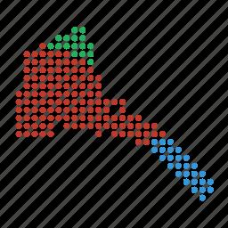 country, eritrea, eritrean, map icon