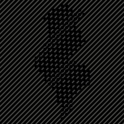 country, map, tunisia, tunisian icon