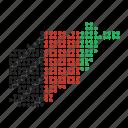 afghan, afghani, afghanistan, country, map