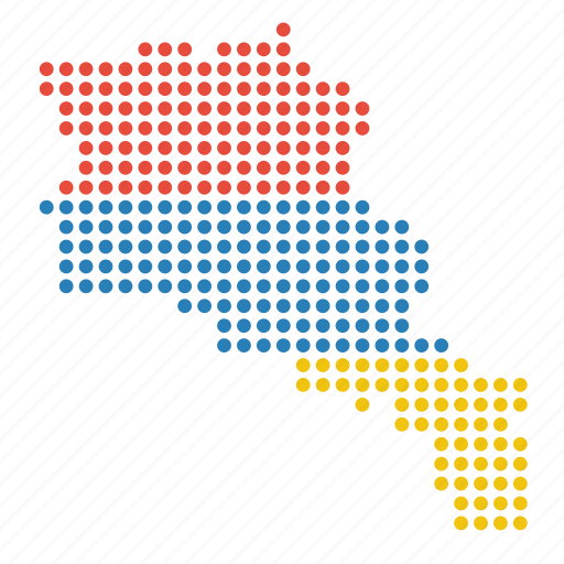 armenia, armenian, country, map icon