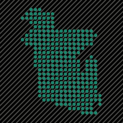 bangla, bangladesh, bangladeshi, country, map icon