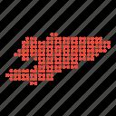 country, kyrgyzstan, kyrgyzstani, map icon