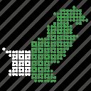 country, map, pakistan, pakistani icon
