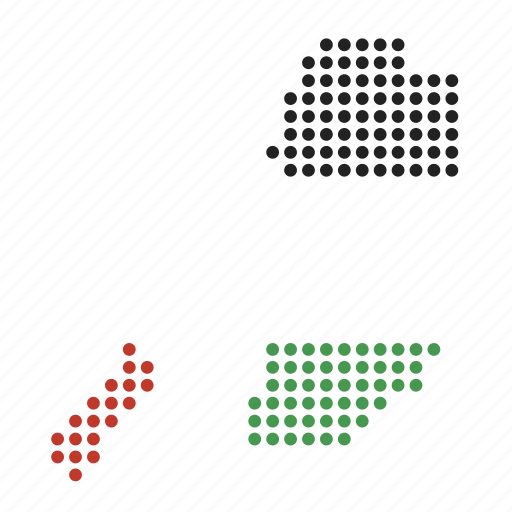 country, map, palestine, palestinian icon