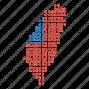 country, map, taiwan, taiwanese