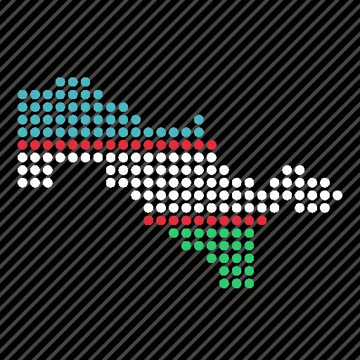 Country Map Uzbekistan Icon Icon Search Engine - Uzbekistan map png