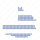 country, map, uruguay, uruguayan icon