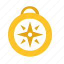 compass, instrument, marine, nautical, sea, tool icon