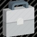 books bag, briefcase, business bag, case bag, documents bag, portfolio, school bag icon