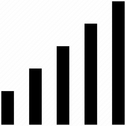 analytics, bar, earnings, graph, progress, report icon