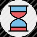 clepsydra, deadline, hourglass, sand, time, timer