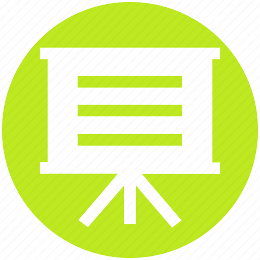board, board meeting, chart, graphic, result icon
