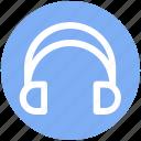 ear buds, ear speakers, earphones, gadget, headphone