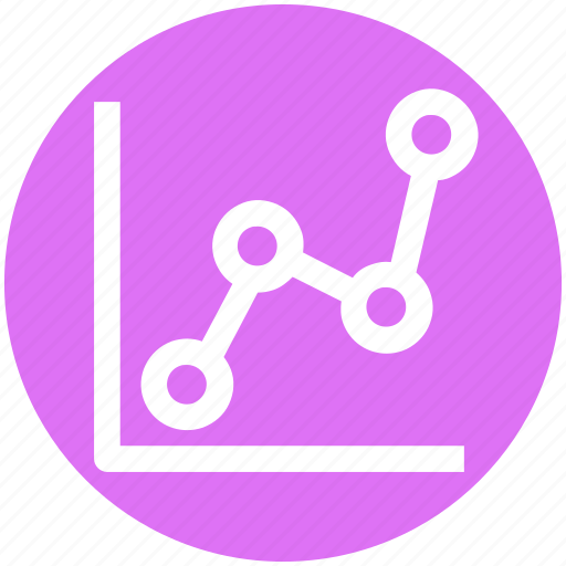 analytics, business, chart, graphs, presentation icon, statistics icon