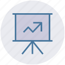 analysis, analytics, board, chart, graph icon