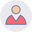 employee, man, person, profile, user