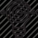 business, economics, idea, market, marketing, morden icon