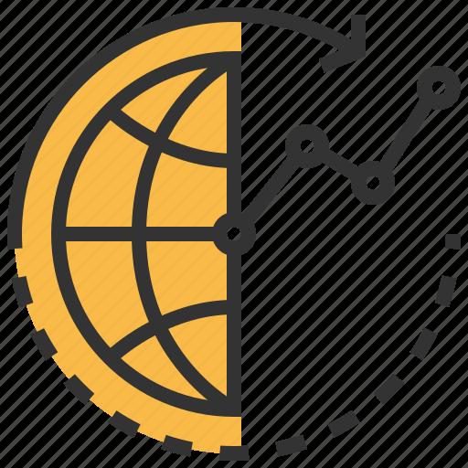 analysis, analytics, graph, market, statistics icon