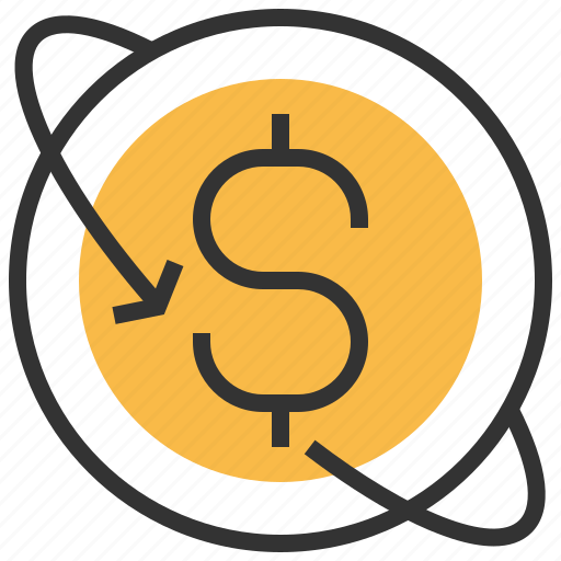 back, business, currency, finance, guarantee, money icon