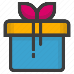 box, christmas, gift, gifts, holiday, santa, xmas icon
