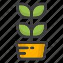 garden, plant, flower, gardening, grow, nature, leaf icon