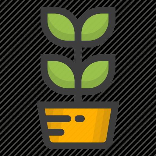 flower, garden, gardening, grow, leaf, nature, plant icon