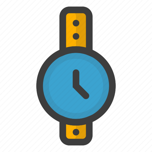alarm, alert, clock, jewelry, time, timer, watch icon