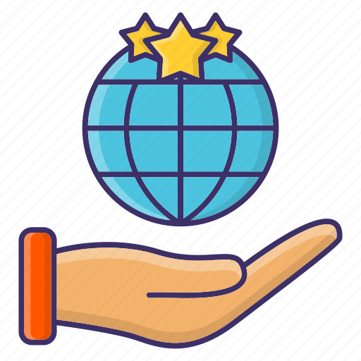 business, economics, global, marketing, rating icon