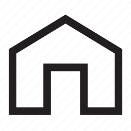 building, estate, home, homepage, house, main icon