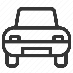 auto, car, delivery, road, transport, transportation, vehicle icon