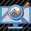 chart, market, research, statistics