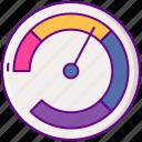 dashboard, gauge, indicator, performance