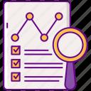 document, magnifier, quantitative, research