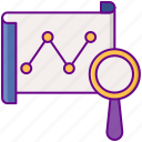 design, file, magnifier, research