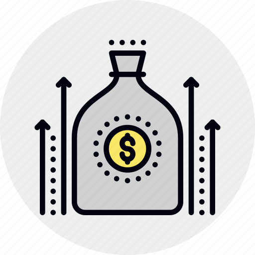 Capital, revenue, wealth icon - Download on Iconfinder