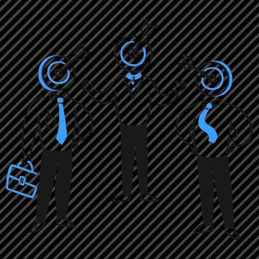 Marketing, target, market, analysis, aim, head, arrow icon - Download on Iconfinder